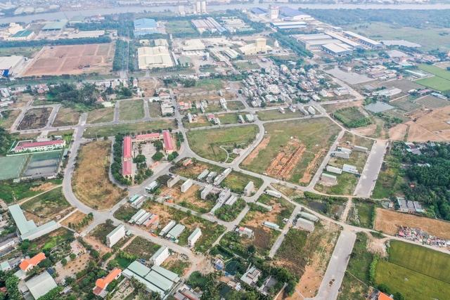 Cận cảnh khu dân cư Thanh Yến Residence sở hữu hạ tầng hoàn thiện tại Long An - Ảnh 1.