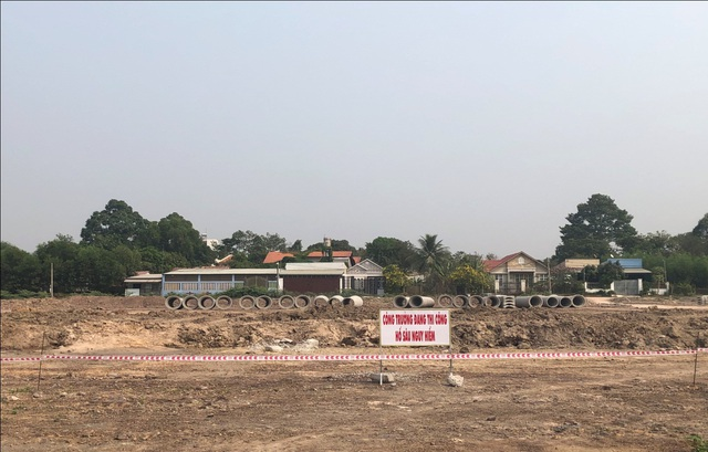 Ra mắt đô thị thương mại cửa ngõ sân bay Long Thành - Ảnh 1.