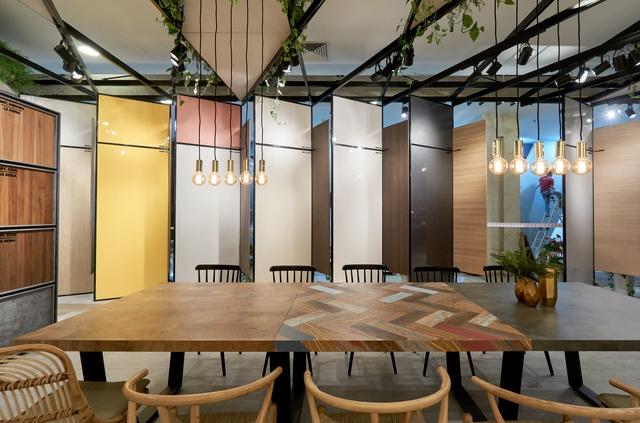 An Cường giới thiệu hàng loạt giải pháp mới về gỗ công nghiệp tại Vietbuild 2019 - Ảnh 1.
