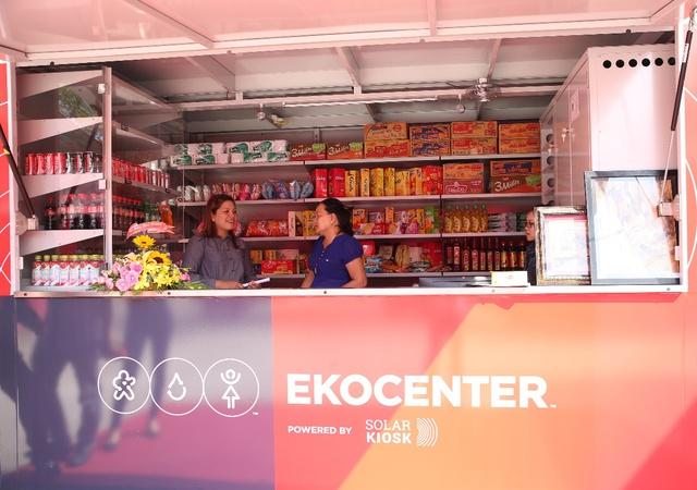 Các khoá tập huấn khởi nghiệp E-learning tại trung tâm hỗ trợ cộng đồng Ekocenter trên cả nước đã góp phần đáng kể giúp phụ nữ nâng cao năng lực kinh tế