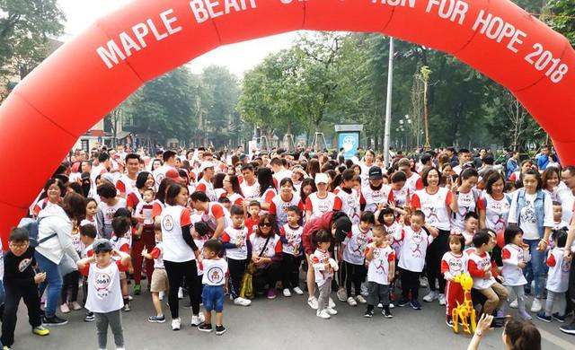 Sunshine Group đồng hành cùng Run for Hope 2018 gây quỹ vì bệnh nhân ung thư - Ảnh 2.