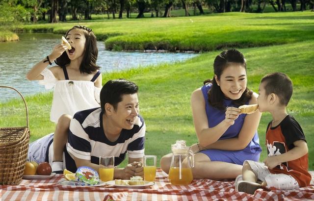 MC Thanh Thảo bật mí món ăn giúp bé tận hưởng trọn vẹn niềm vui gia đình - Ảnh 3.