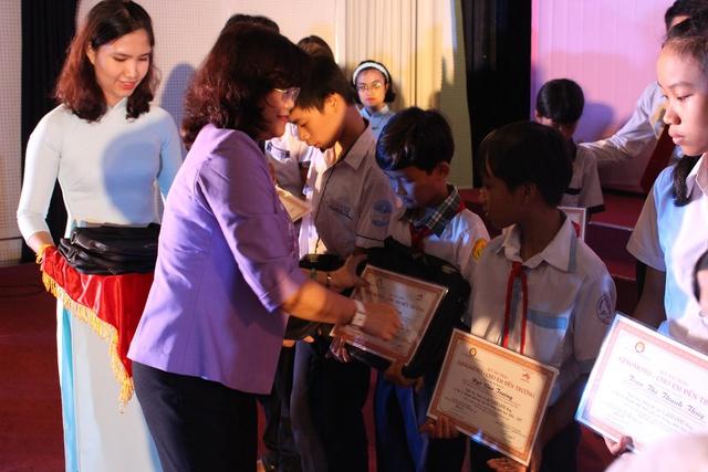 Chắp cánh ước mơ cho trẻ em nghèo hiếu học Đồng Nai - Ảnh 3.