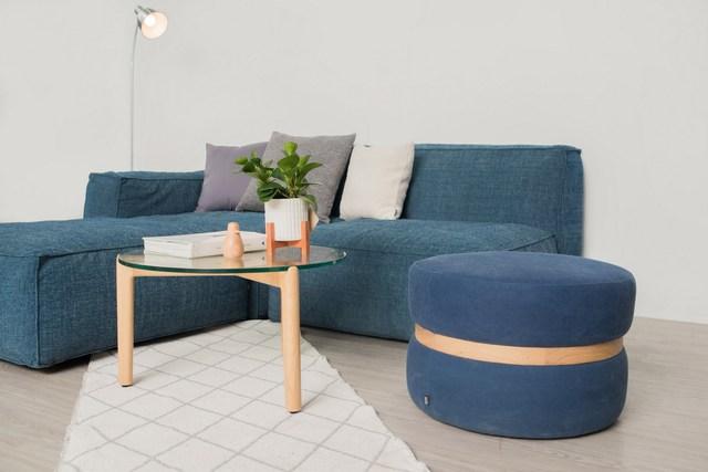 Những mẫu sofa đẹp cho ngày đông thêm ấm áp - Ảnh 8.