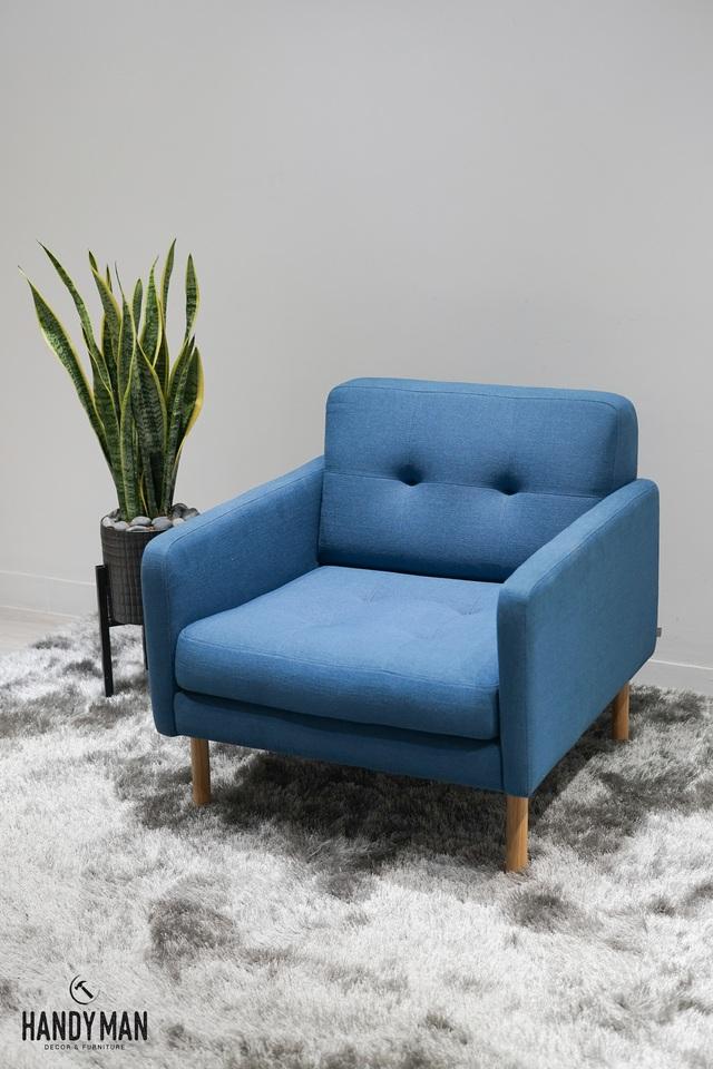 Những mẫu sofa đẹp cho ngày đông thêm ấm áp - Ảnh 13.