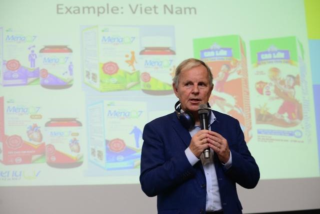 Vì sao chuyên gia quốc tế khuyên bổ sung vitamin K2 cho trẻ? - Ảnh 2.