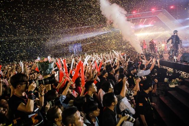 Sự kiện Honda VISION STEPS OF GLORY 2017 đạt kỷ lục mới với hơn 100.000 khán giả tham gia - Ảnh 3.