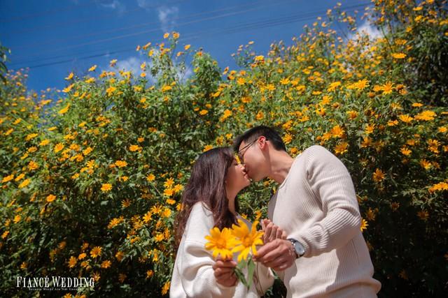 Ngất ngây với những địa điểm chụp ảnh cưới đẹp ở Đà Lạt năm 2018 - Ảnh 3.