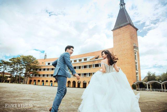 Ngất ngây với những địa điểm chụp ảnh cưới đẹp ở Đà Lạt năm 2018 - Ảnh 6.