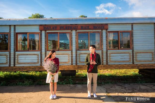 Ngất ngây với những địa điểm chụp ảnh cưới đẹp ở Đà Lạt năm 2018 - Ảnh 7.