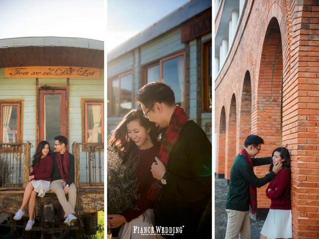 Ngất ngây với những địa điểm chụp ảnh cưới đẹp ở Đà Lạt năm 2018 - Ảnh 8.