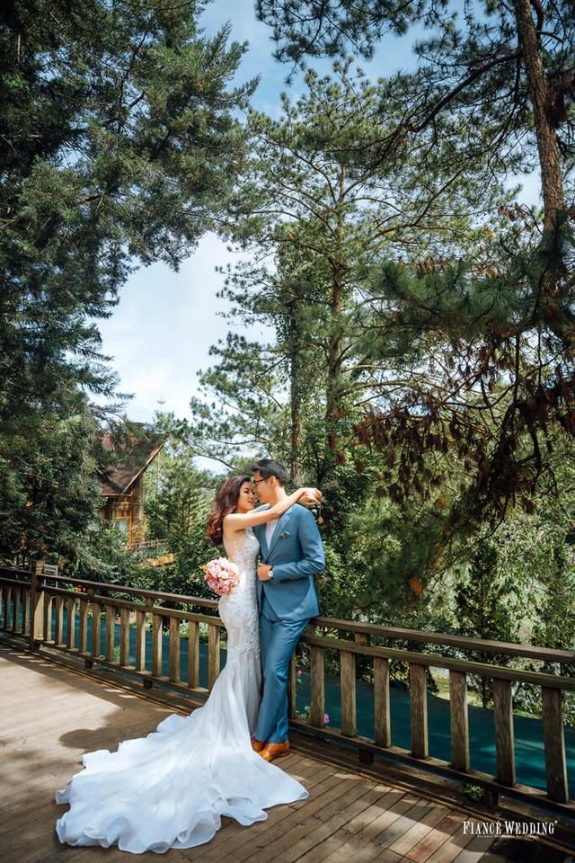 Ngất ngây với những địa điểm chụp ảnh cưới đẹp ở Đà Lạt năm 2018 - Ảnh 10.