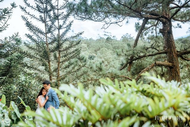 Ngất ngây với những địa điểm chụp ảnh cưới đẹp ở Đà Lạt năm 2018 - Ảnh 11.