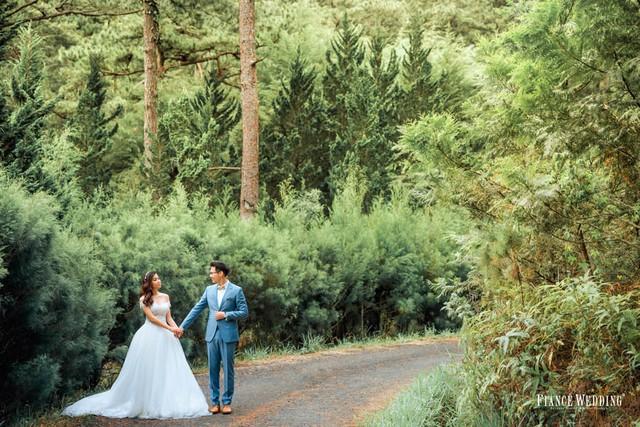 Ngất ngây với những địa điểm chụp ảnh cưới đẹp ở Đà Lạt năm 2018 - Ảnh 12.