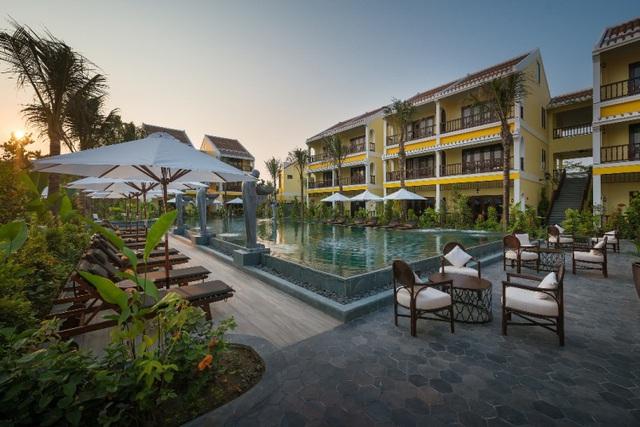 La Siesta Hoi An Resort & Spa – Dừng chân nơi phố cổ - Ảnh 1.
