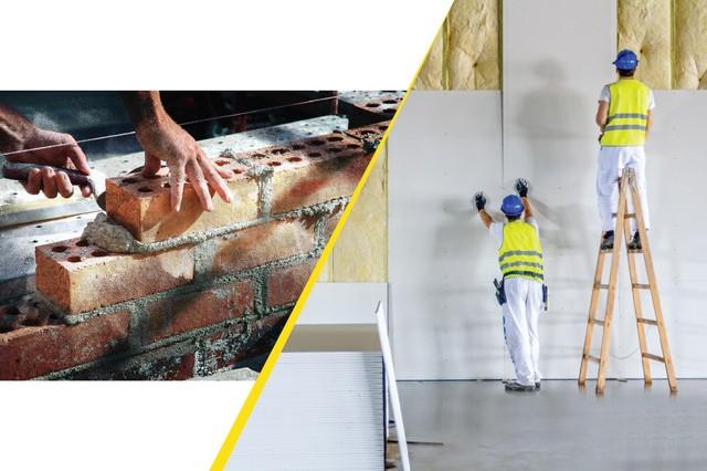 Bí quyết chọn vật liệu ngăn chia nội thất từ kiến trúc sư - Ảnh 2.
