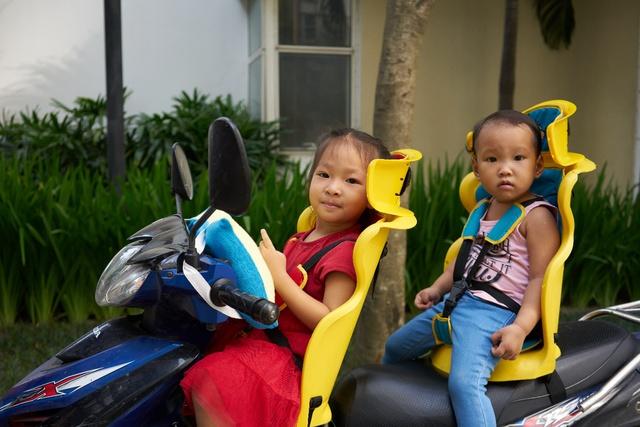 Beesmart ra mắt dòng ghế ngồi xe máy đa năng đầu tiên dành cho trẻ em - Ảnh 4.