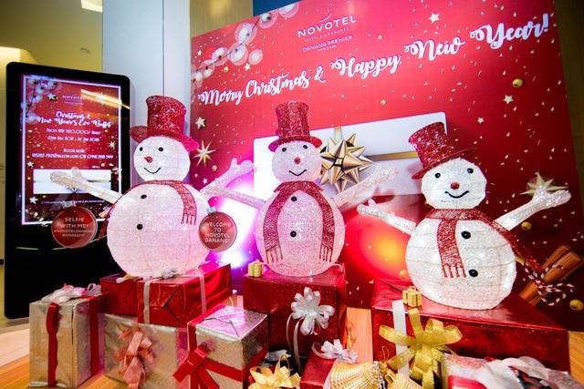 """Gợi ý 5 điểm vui chơi """"hot"""" tại Đà Nẵng cho mùa Giáng sinh 2017 - Ảnh 7."""