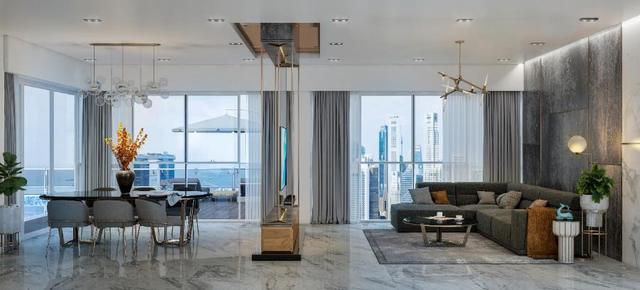Bộ sưu tập những phong cách thiết kế nội thất phòng khách sang chảnh nhất - Ảnh 2.