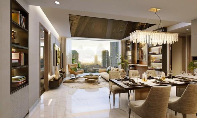 Bộ sưu tập những phong cách thiết kế nội thất phòng khách sang chảnh nhất - Ảnh 5.