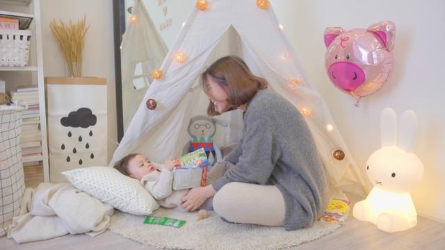 """Bí quyết chăm con siêu lợi hại của ba bà mẹ trẻ """"nổi như cồn"""" trên mạng xã hội - Ảnh 2."""