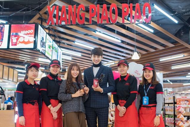 Trà sữa Xiang Piao Piao – Sự lựa chọn của các hot teen Việt - Ảnh 1.