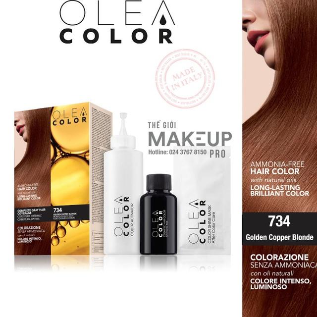 Oleacolor - Thuốc nhuộm tóc hàng đầu từ Italy chính thức có mặt tại Việt Nam - Ảnh 3.