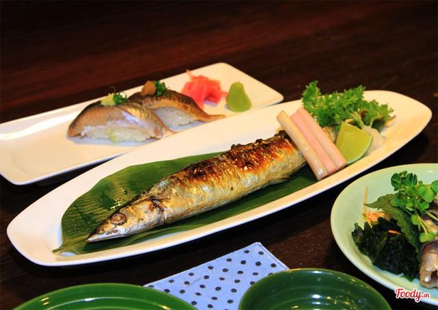 Khởi đầu năm mới với lễ hội cá Sanma tại Sushi Bar - Ảnh 1.
