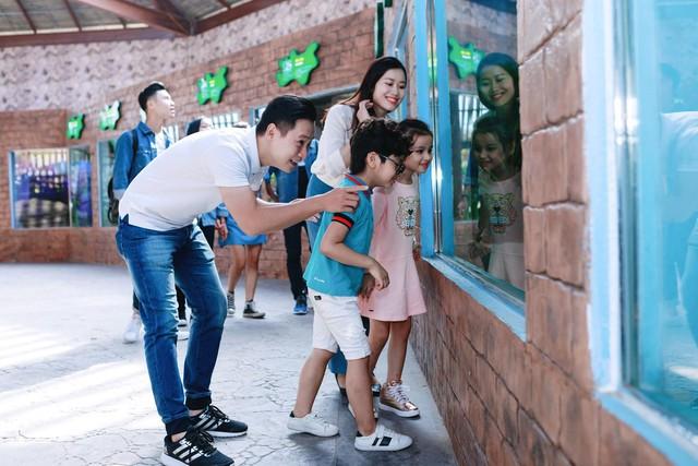 Choáng ngợp với lễ hội hòa âm ánh sáng tại Hà Nội - Ảnh 5.
