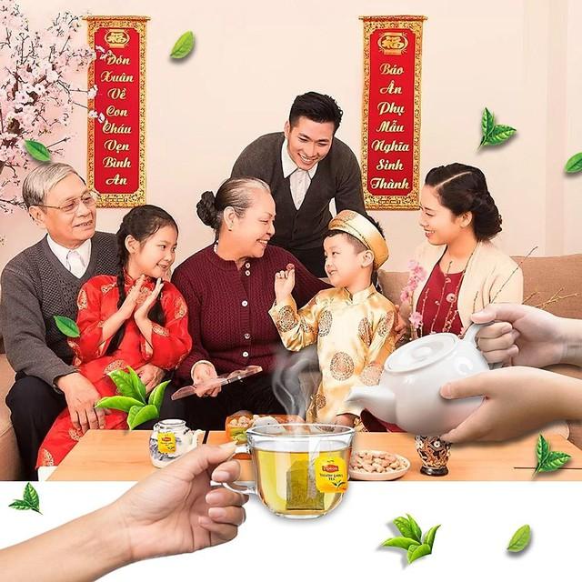 Tết đến rồi, phụ nữ đừng cặm cụi trong bếp, hãy ngồi bên bàn trà… - Ảnh 4.