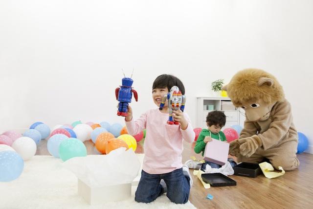Ba điều không được quên khi chọn đồ chơi cho bé - Ảnh 2.
