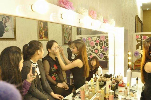 """Hoàng Giang Make-Up: địa chỉ trang điểm xứng đáng """"chọn mặt gửi vàng"""" - Ảnh 5."""