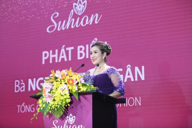 Ra mắt thương hiệu lông mi SUHION tại Việt Nam - Ảnh 1.