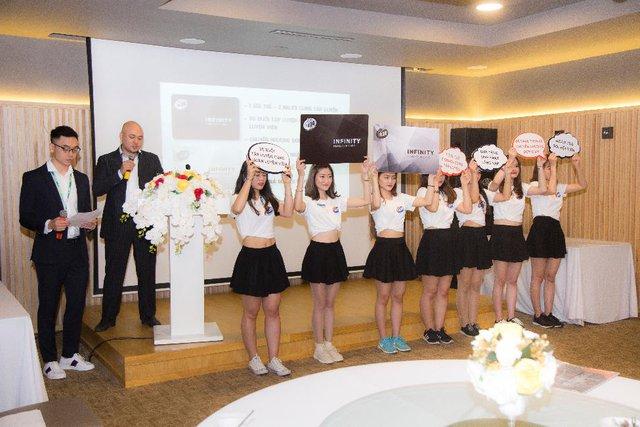 Fit24 Hà Nội chính thức ra mắt gói thẻ Infinity  - Ảnh 2.