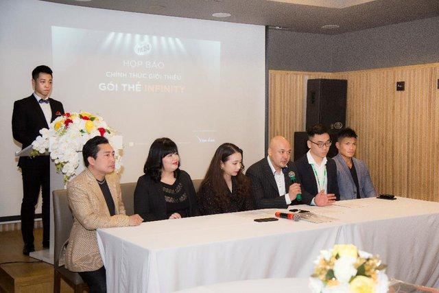 Fit24 Hà Nội chính thức ra mắt gói thẻ Infinity  - Ảnh 3.