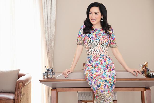 Hoa hậu Giáng My mách nước cách dưỡng da đẹp bất chấp tuổi tác - Ảnh 2.