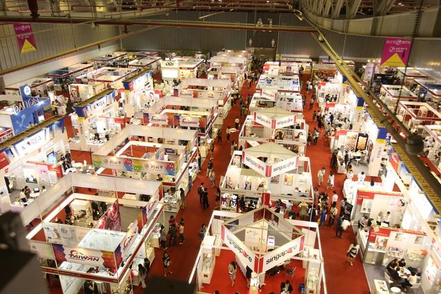 Triển lãm thương mại chuyên ngành làm đẹp quy mô lớn tại Việt Nam - Ảnh 1.
