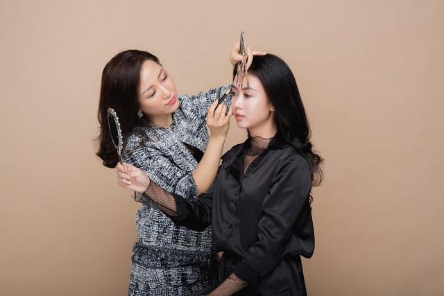Phibrows Master Quỳnh Trần - Truyền lửa đam mê qua khóa học điêu khắc lông mày cao cấp - Ảnh 2.