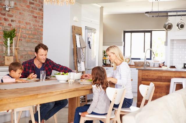 Tạo điểm nhấn ấn tượng cho căn bếp hiện đại - Ảnh 1.