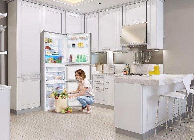 Tạo điểm nhấn ấn tượng cho căn bếp hiện đại - Ảnh 3.