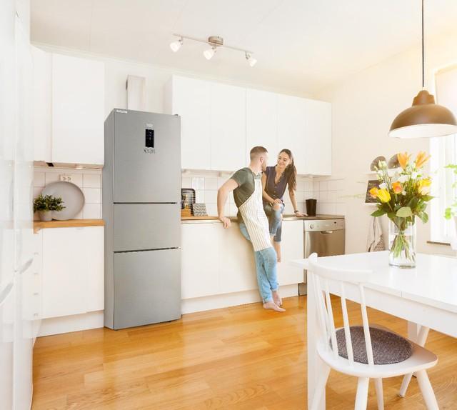 Tạo điểm nhấn ấn tượng cho căn bếp hiện đại - Ảnh 4.