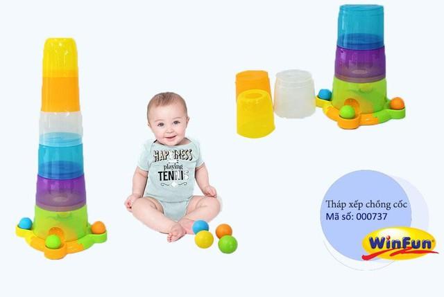 Lựa chọn đồ chơi an toàn cho trẻ sơ sinh - Ảnh 3.