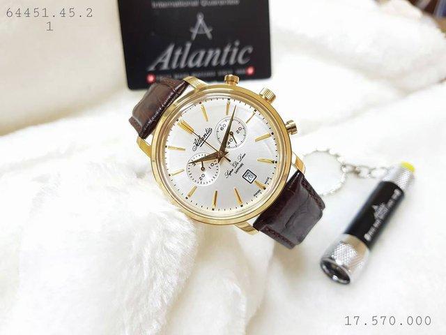 Đăng Quang Watch được đánh giá cao khi cung cấp những mẫu sản phẩm đồng hồ chính hãng chất lượng từ Thụy Sỹ.
