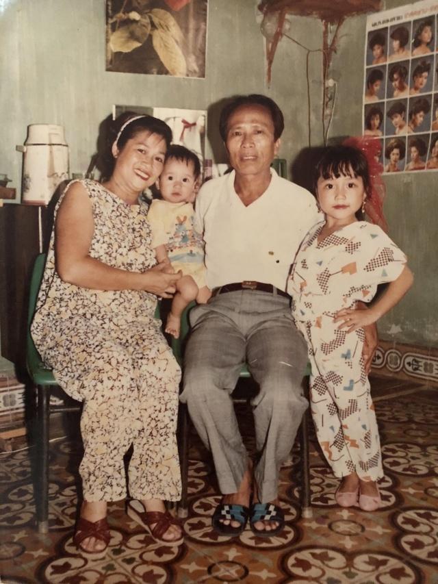 Ốc Thanh Vân hạnh phúc kể chuyện thời thơ ấu - Ảnh 1.