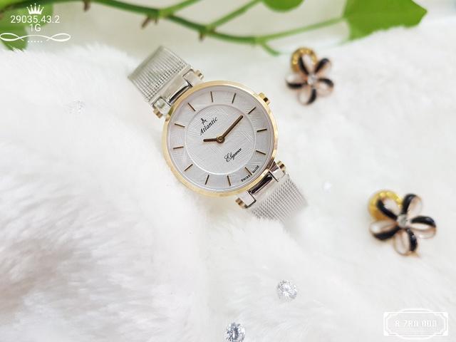 Nâng tầm set đồ công sở với đồng hồ thời trang - Ảnh 4.
