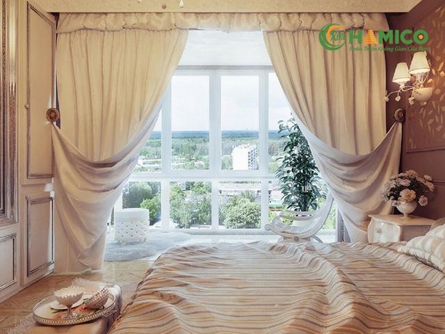 Mách bạn cách chọn rèm cửa phòng ngủ hữu ích nhất cho sức khỏe - Ảnh 1.