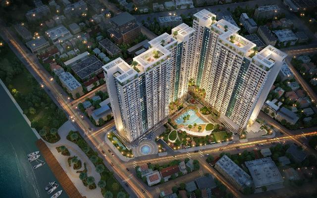 Triết lý luồng sống trong kiến trúc xây dựng nhà nội đô - Ảnh 3.