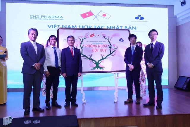 Việt Nam hợp tác Nhật Bản giúp người dân phòng chống đột quỵ - Ảnh 3.