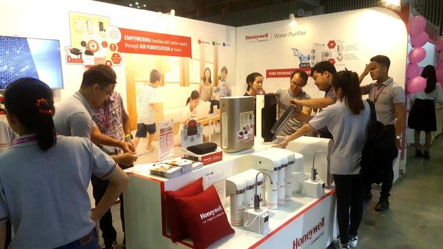 Honeywell lần đầu giới thiệu máy lọc không khí và máy lọc nước thông minh tới Việt Nam - Ảnh 1.