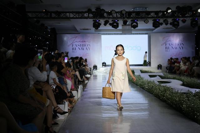 Junior Fashion Runway Vol. 2 thổi làn gió mới vào thời trang mùa hè 2018 - Ảnh 2.